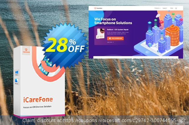 Tenorshare iCareFone - Family Pack  서늘해요   매상  스크린 샷
