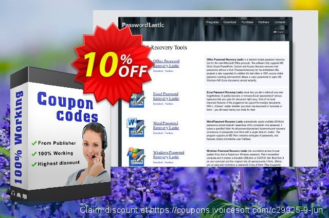 Windows Password Recovery Lastic - Personal License discount 10% OFF, 2019 Labour Day offering sales