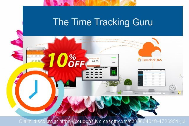 Timeclock 365 STANDARD discount 10% OFF, 2021 New Year's Day offering sales