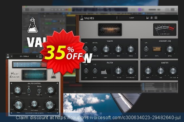 AudioThing Valves discount 35% OFF, 2021 April Fools' Day promo sales