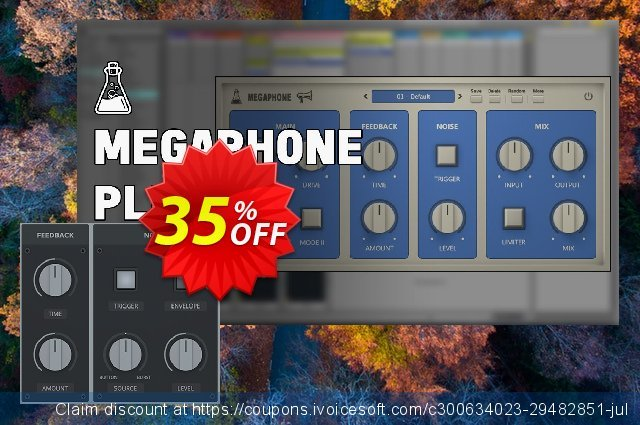 AudioThing Megaphone discount 35% OFF, 2021 Spring offering sales