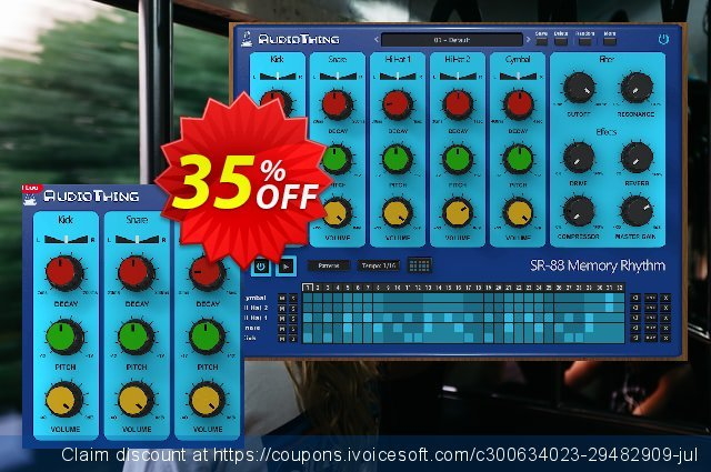 AudioThing SR-88 discount 35% OFF, 2021 National Women month offering sales