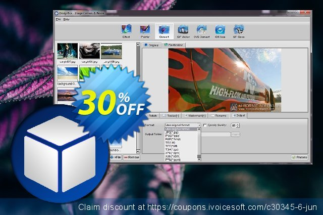 Aurora3D DesignBox discount 30% OFF, 2019 End year discounts