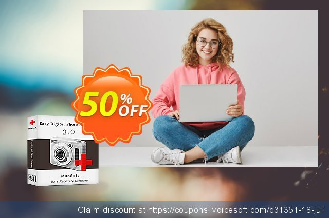 Easy Digital Photo Recovery discount 30% OFF, 2019 Black Friday offering sales