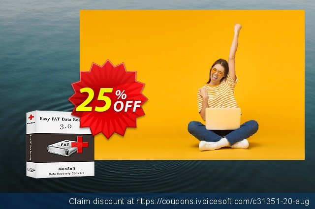Easy FAT Data Recovery discount 25% OFF, 2020 New Year's Day offering sales