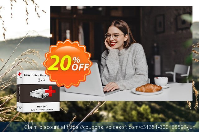Easy Drive Data Recovery (Business License) discount 20% OFF, 2020 Halloween offering sales