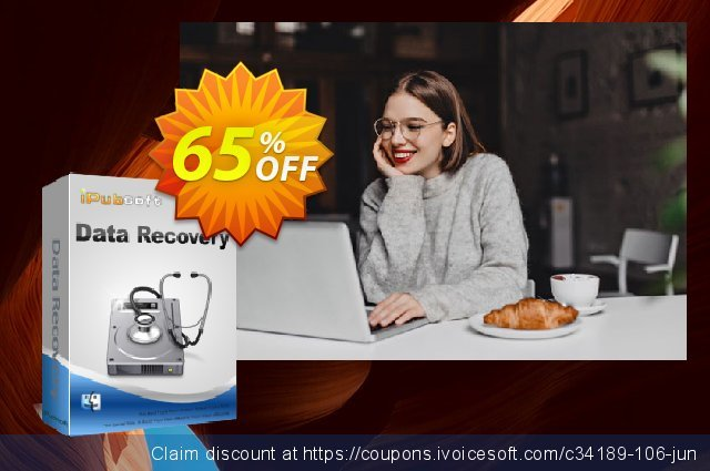 iPubsoft Data Recovery for Mac  위대하   할인  스크린 샷