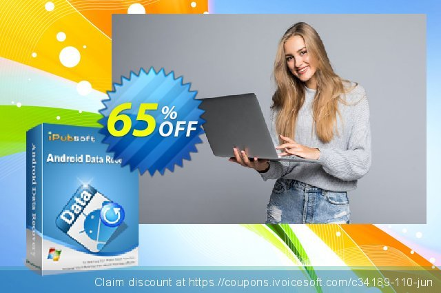 iPubsoft Android Data Recovery discount 65% OFF, 2019 Thanksgiving Day offering deals