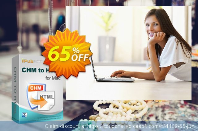 iPubsoft CHM to HTML Converter for Mac discount 65% OFF, 2019 Back to School shopping offering sales