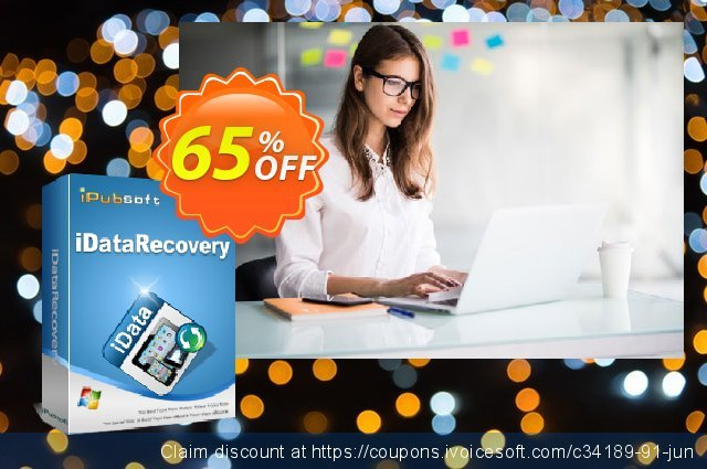 iPubsoft iDataRecovery discount 65% OFF, 2019 Thanksgiving promo sales