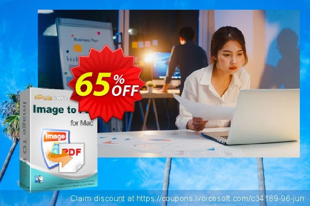 iPubsoft Image to PDF Converter for Mac discount 65% OFF, 2019 Teacher deals offering sales
