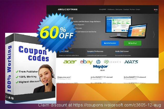 Active SMART (Corporate License) discount 60% OFF, 2019 Thanksgiving offering sales