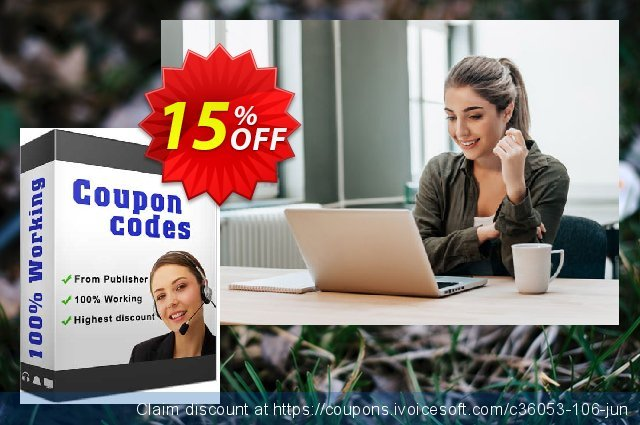 PCL Converter SDK discount 15% OFF, 2020 Back to School promotion offering sales