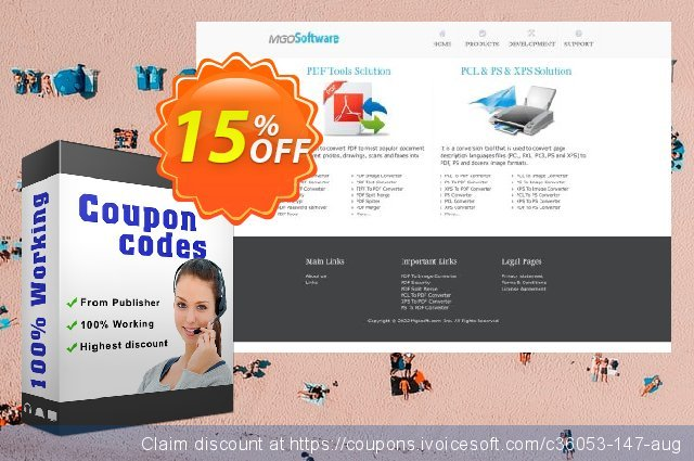 Mgosoft PDF Encrypt SDK Server License discount 15% OFF, 2019 Xmas Day offering sales