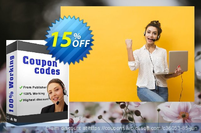 Mgosoft PCL Converter discount 15% OFF, 2020 American Independence Day promo sales