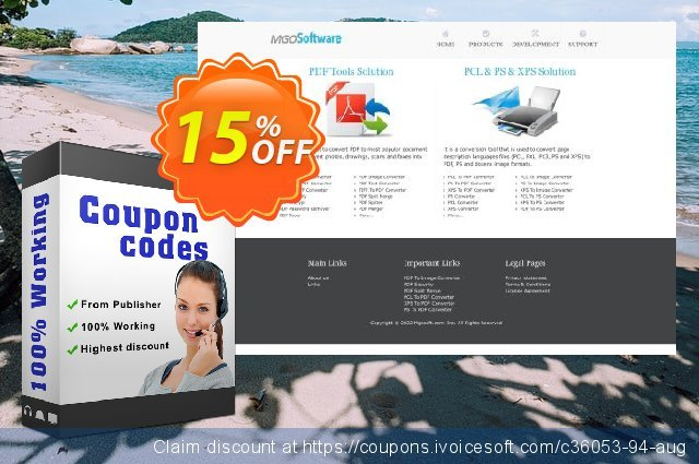 Mgosoft PDF Stamp Command Line discount 15% OFF, 2020 July 4th offering sales