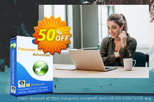 Daossoft Password Rescuer Advanced discount 50% OFF, 2019 Working Day offering sales