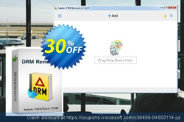 Epubor All DRM Removal for Mac Lifetime  멋있어요   촉진  스크린 샷