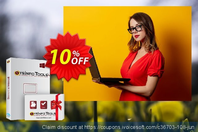 SysInfoTools Photoshop Recovery discount 10% OFF, 2018 Xmas offering sales