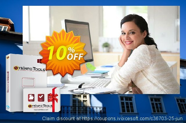 SysInfoTools MS PowerPoint PPTM Recovery  위대하   세일  스크린 샷