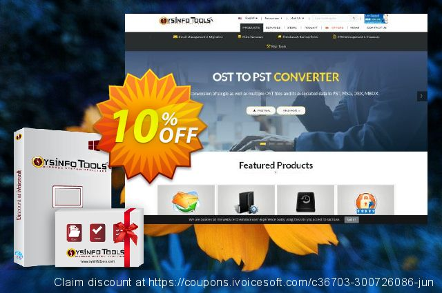 Email Management Toolkit(Email Converter + PST Recovery)Single User License 了不起的 销售折让 软件截图