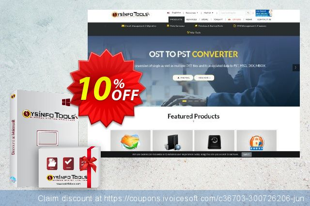Email Management Toolkit(MBOX to NSF Converter+ MBOX to PST Converter)Single User License 令人恐惧的 产品销售 软件截图