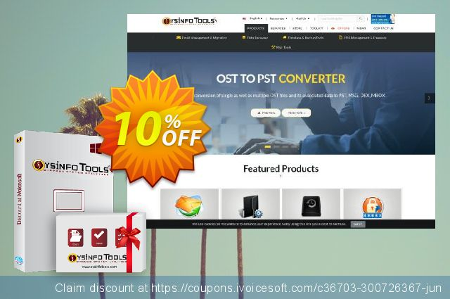 Email Management Toolkit(MBOX to PST Converter+PST Recovery+Outlook Duplicate Remover)Single User License  멋있어요   촉진  스크린 샷