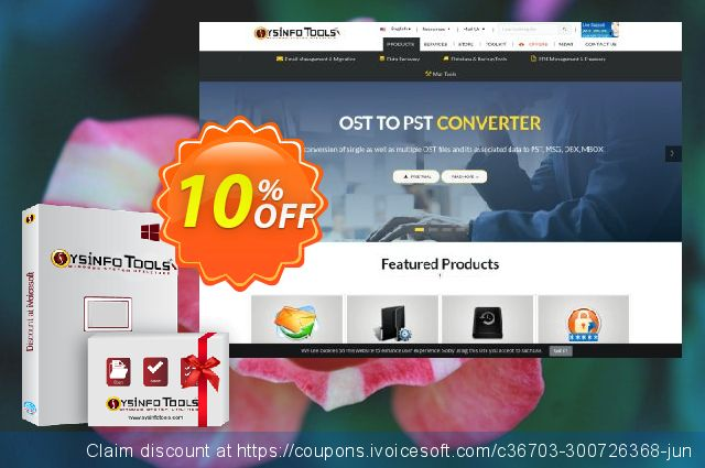 Email Management Toolkit(MBOX to PST Converter+PST Recovery+Outlook Duplicate Remover)Administrator License  놀라운   프로모션  스크린 샷