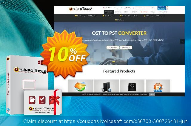 Email Management Toolkit(Email Converter+PST Split+PST Merge+PST Compress and Compact+PST Upgrade and Downgrade+PST Password Recovery+PST Recovery)Administrator License  서늘해요   할인  스크린 샷