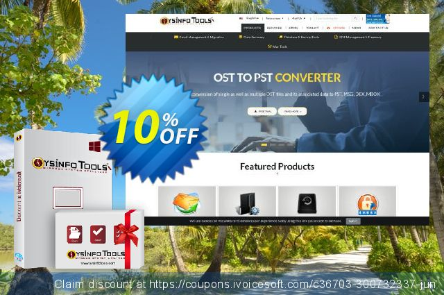 Email Management Toolkit(NSF to MBOX Converter+ MBOX to PST Converter)Administrator License  놀라운   프로모션  스크린 샷