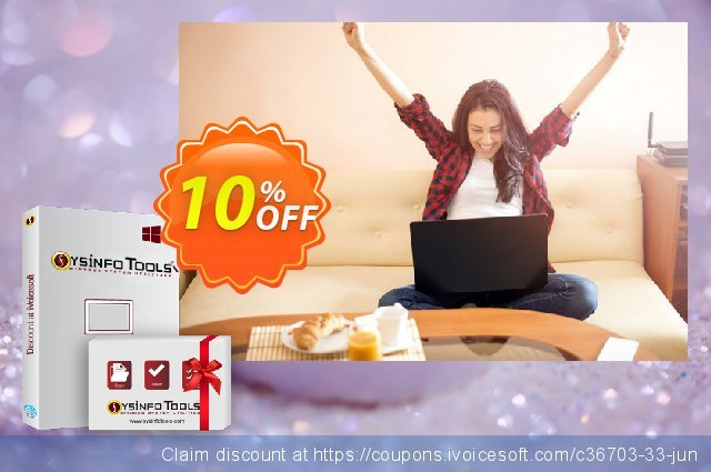 SysInfoTools PST Compress and Compact 可怕的 产品销售 软件截图