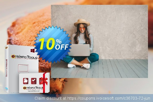 SysInfoTools PST Duplicate Remover discount 10% OFF, 2020 Working Day offering sales