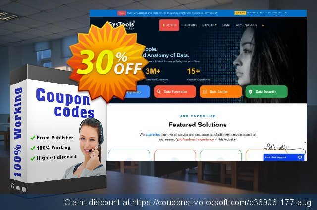 Systools Outlook Duplicates Remover + Outlook Recovery + PST Password Remover 대단하다  할인  스크린 샷