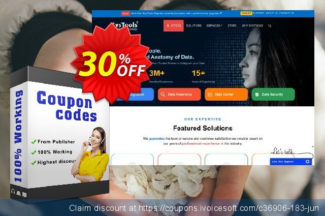 Bundle Offer - SysTools Excel to vCard + CSV to vCard for MAC  특별한   할인  스크린 샷