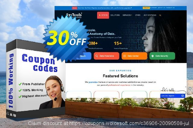 Bundle Offer - SysTools MAC OLM Converter + Win OLM Converter discount 30% OFF, 2021 New Year offering sales