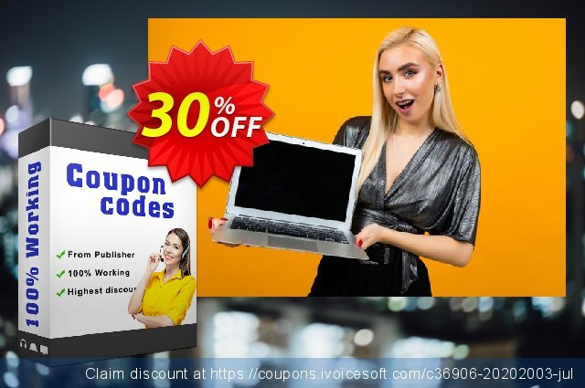 Bundle Offer - SysTools MBOX Converter + PST Merge 惊人的 产品折扣 软件截图
