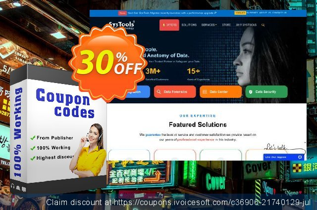 Bundle Offer - SysTools Address Book Recovery + vCard Export discount 20% OFF, 2020 Halloween discounts