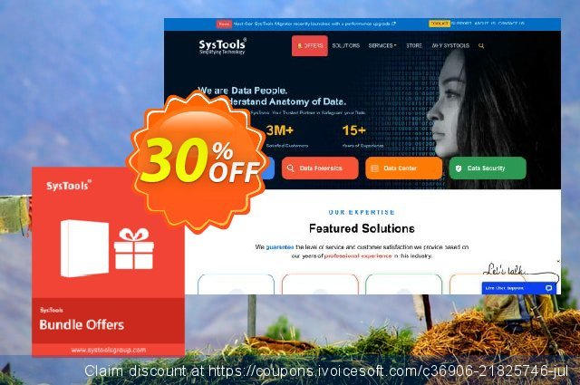 SysTools Exchange EDB to MBOX Converter + Exchange Recovery discount 20% OFF, 2020 Halloween deals