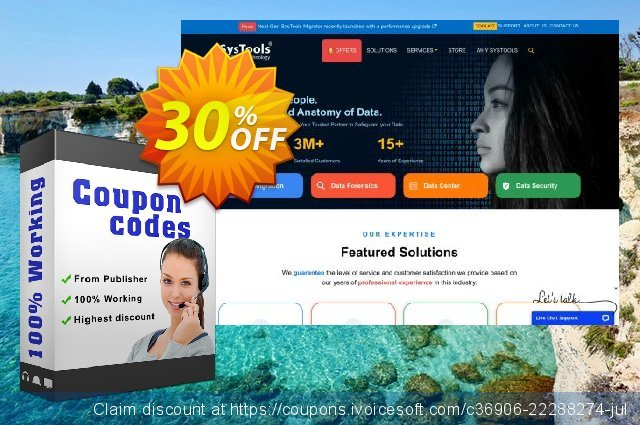 Bundle Offer - SysTools OST Recovery AD + Exchange Recovery + Outlook Recovery  훌륭하   가격을 제시하다  스크린 샷
