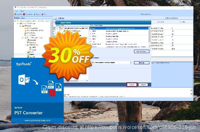 SysTools PST Converter (Enterprise License) discount 20% OFF, 2020 Fourth of July offering sales