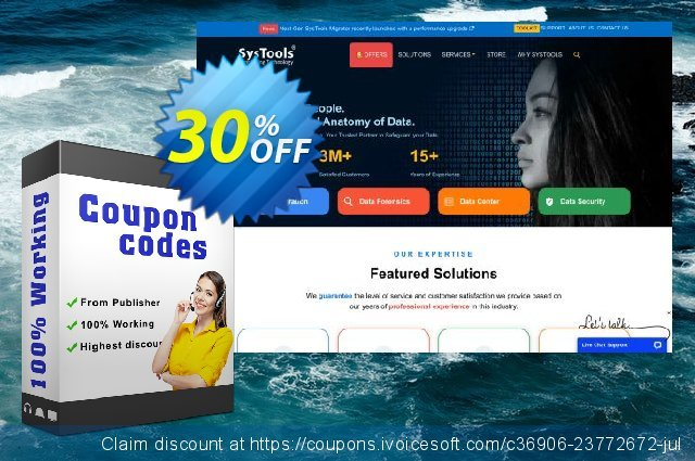 Special Bundle Offer - Access Recovery + SQL Recovery + SharePoint Recovery + SQLite Database Recovery discount 30% OFF, 2020 Back to School shopping offering sales