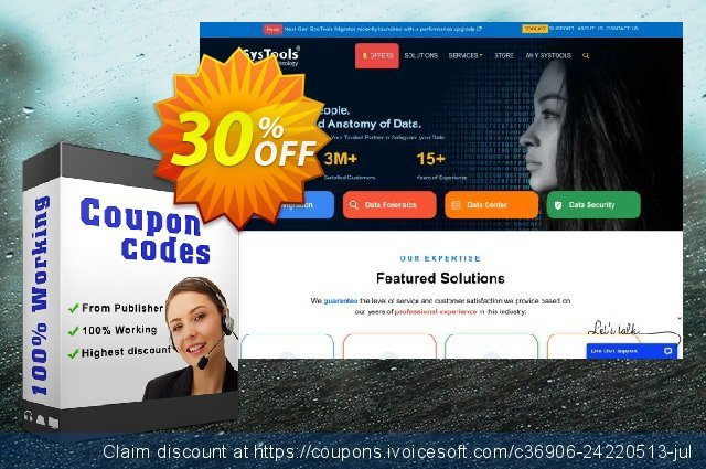 Bundle Offer - SysTools DXL to NSF Converter + DXL to PDF Converter discount 30% OFF, 2020 Back to School promotion offering deals