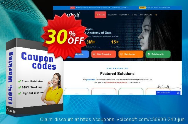 Systools Outlook Attachment Extractor + Outlook Recovery + PST Password Remover discount 30% OFF, 2020 Thanksgiving Day offering deals