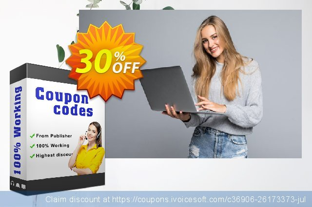 SysTools PDF Split & Merge (All license type) discount 30% OFF, 2020 Back to School season offering sales