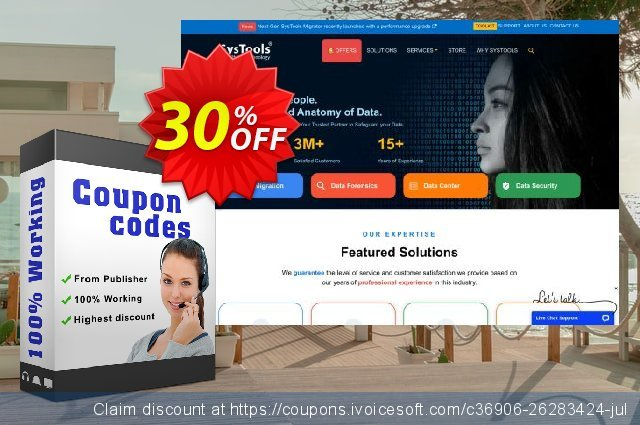DataHelp PST to Office 365 Wizard discount 30% OFF, 2020 College Student deals offering sales