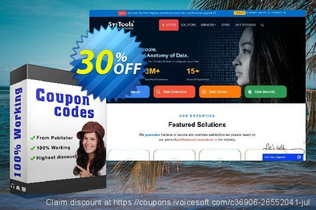 DataHelp MSG to PST Wizard + OST to PST Wizard discount 30% OFF, 2020 Back to School deals promo sales
