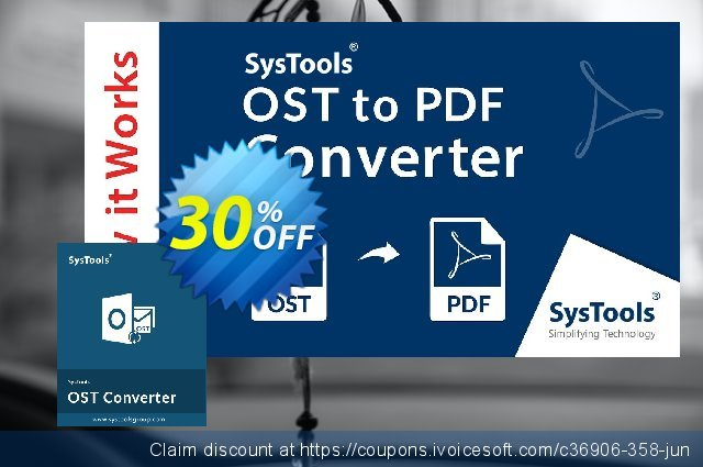 Outlook OST to PDF Converter - Enterprise License 令人敬畏的 产品销售 软件截图