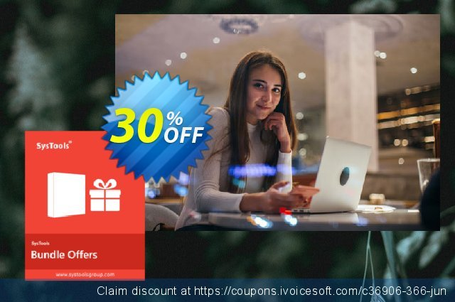 Bundle Offer - Outlook OST to NSF Converter + OST Recovery (Business License) discount 30% OFF, 2021 Selfie Day offering sales. SysTools coupon 36906