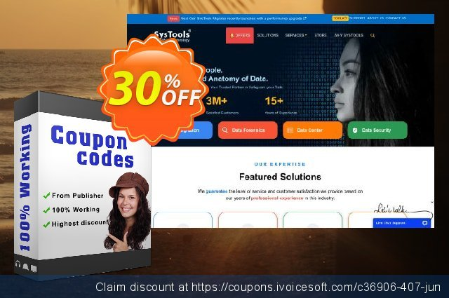 Bundle Offer - Windows Live Mail Converter + DBX Converter discount 30% OFF, 2021 Kissing Day offering sales. SysTools Summer Sale