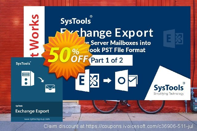 SysTools Exchange Export discount 20% OFF, 2020 Fourth of July offering discount